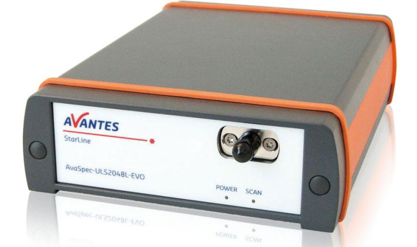CMOS 制御・超高速・高波長分解能型 AvaSpec-ULS2048CL-EVO