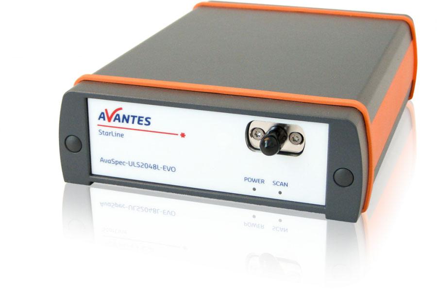 USB3.0 超高速通信&ギガビット伝送分光器 AvaSpec-EVO