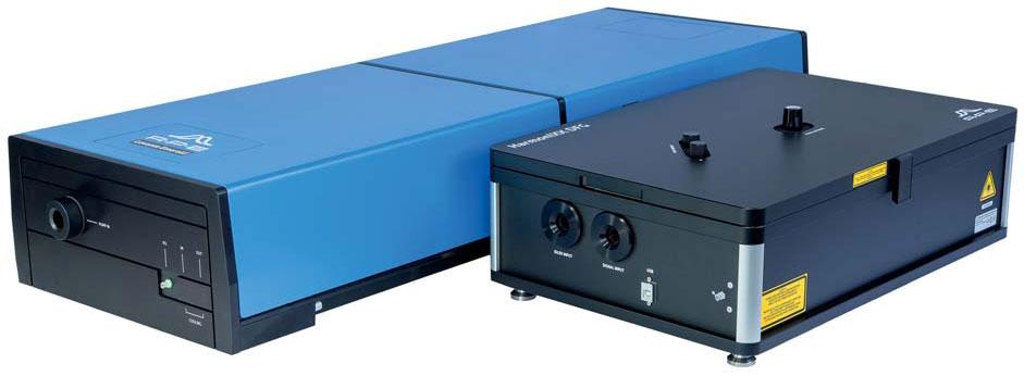高出力ロングパスピコ秒紫外レーザOPO High Power Tunable ps UV Source