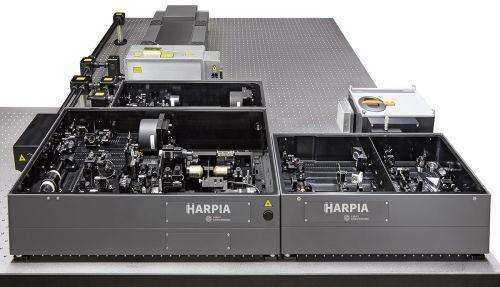 高繰り返し小型過渡吸収分光装置 HARPIA-TA, HARPIA