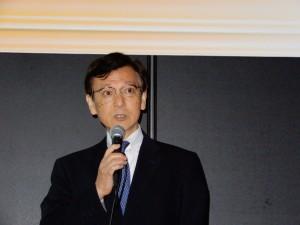 日本3Dプリンティング産業技術協会 大庭秀章氏