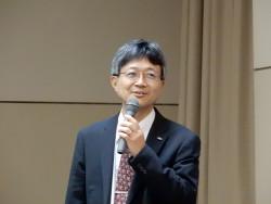 中央大学の庄司一郎氏